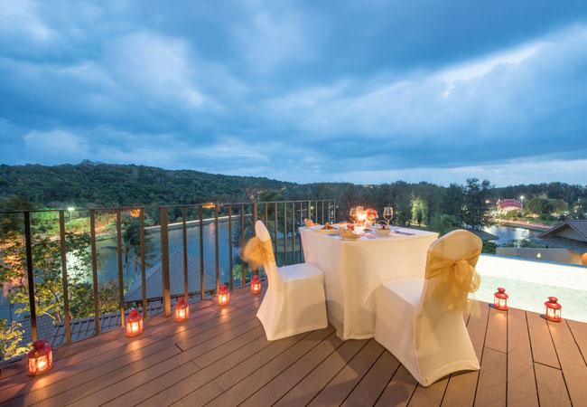 Sunsuri Phuket Romantic Dining