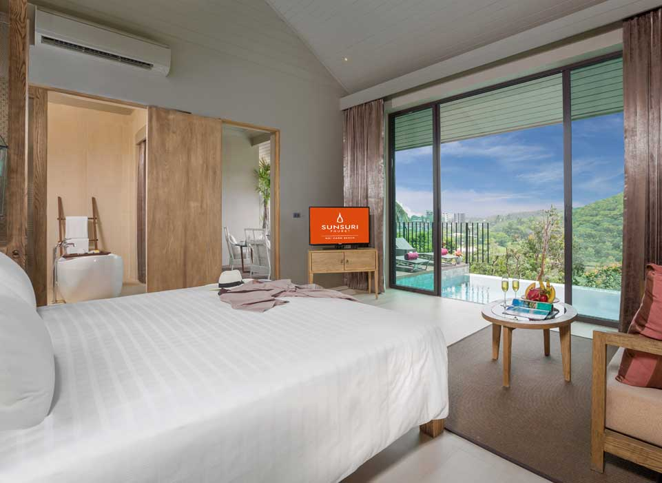 Sunsuri Phuket Grand View Pool Villa