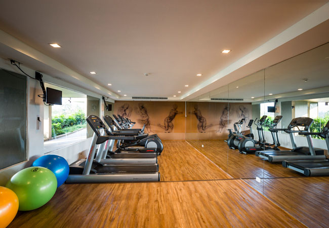 The Gym Sunsuri Phuket Resort